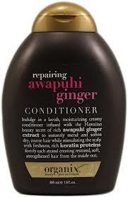 OGX Conditioner, Repairing Awapuhi Ginger, 13oz by OGX