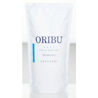暁石鹸 ORIBU オリブ 果樹亜瑠 カジュアルソープ 詰替用 700ml