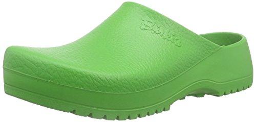 Birki - Zoccoli SUPER BIRKI AS, Unisex - bambino, Verde, 35