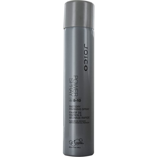 JOICO by Joico POWER SPRAY FAST DRY FINISHING SPRAY 9OZ for UNISEX(Package Of 2) (Joico Power Spray compare prices)