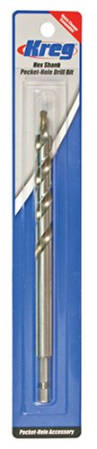 Kreg Hex Shank Pocket-Hole Drill Bit
