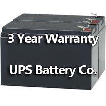 APC Replacement Battery Cartridge #7 - UPS battery - 1 x lead acid - for Smart-UPS 1000VA, 1400, 1500, 1500VA, 500VA, 700VA, 700XLINET, 750VA, XL 750VA