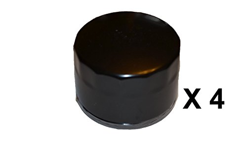 (Ship from USA) Pack of 4 Oil filter for Briggs & Straton 492932, 492932S, 695396, 696854 /ITEM NO#E8FH4F854141407 (Briggs And Straton Oil Filter compare prices)