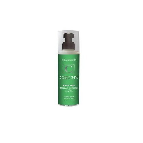 Coochy Rash Free Body Shave Creme Green Tea 1 Ounce