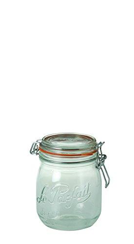 le-parfait-3699-lps-clear-glass-jar-pack-of-12