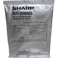 Sharp AR208D AR208S 1-170GM Black Developer Yield 25,000
