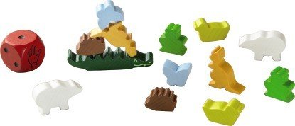 HABA Animal Upon Animal Small and Yet Great! Game