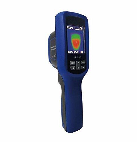 Global-Care-Market-IR-890-Infrarot-Wrmebildkamera-mit-IR-Auflsung-von-3600-Pixel-Temperaturbereich-von-20-300--C-und-Bild-Capture-Funktion