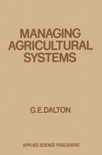 Managing Agricultural Systems