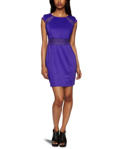 Lipsy DR05889 Tunic Women's Dress Purple 6