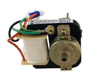 Ge Wr60X10172 Refrigerator Evaporator Fan Motor Assembly, 2-1/4 Inch, 115V, 7.4 Watts