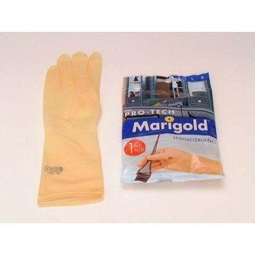 マリーゴールド ゴム手袋 1双 6