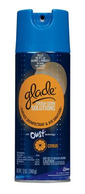 S C Johnson Wax 71597 Glade Surface Disinfectant & Air Sanitizer 12 Oz