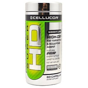 Cellucor Super HD Weight Loss, Appetite Control 120 Ct.