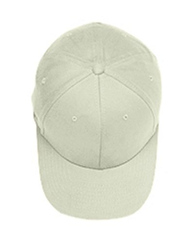 Blank FlexFit Brushed Twill Ball Cap Hat 6377 - Import It All