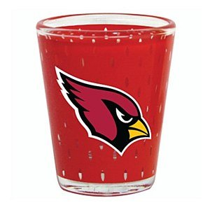 Arizona Cardinals Jersey Shot Glass цена и фото