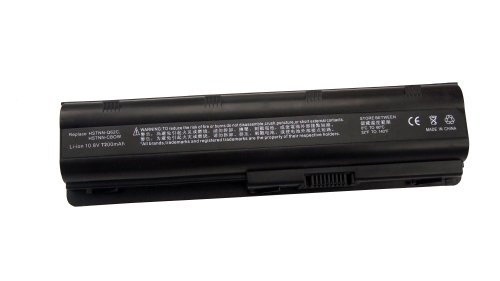 Bay Valley Parts 9-Cell 10.8V 7200mAh New Replacement Laptop Battery for COMPAQ:435 Notebook PC,436 Notebook PC,Pre sario CQ56-134SF,Presario CQ32,Presario CQ42,Presario CQ42-100,Presario CQ43,Presario CQ43-100,Presario CQ56,Presario CQ56-100,Presario CQ5