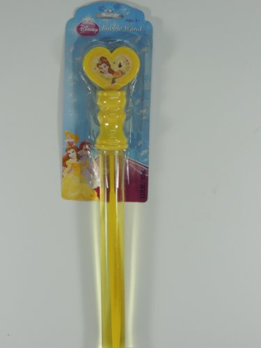 Disney Belle Bubble Wand - 1
