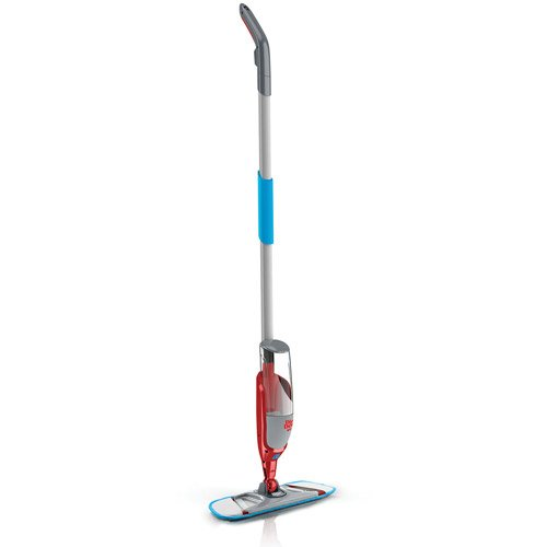 Home Spray+Mop With Swipes, Disposable Pads, Trigger Spray, Maneuverability
