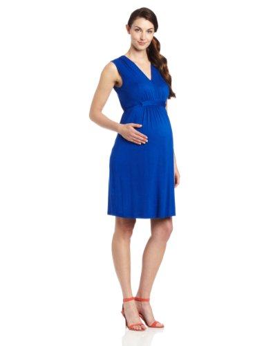 Three Seasons Maternity Women's Sleeveless Vneck
