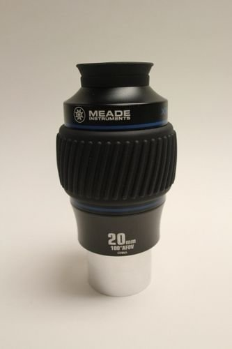Meade 07752 Series 5000 20-Millimeter Xtreme Wide Angle 2-Inch Eyepiece (Black)