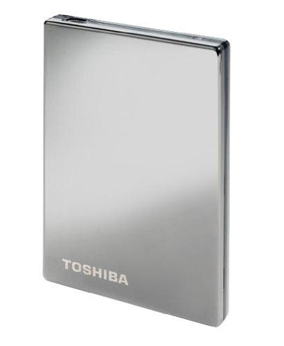 TOSHIBA StorE Steel-Titanium
