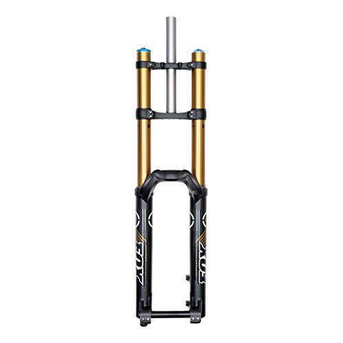 "Gabel FOX RACING SHOX 40 FLOAT FACTORY 27.5"" 203 mm RC2 Fit Achse 20 mm Schwarz 2015"