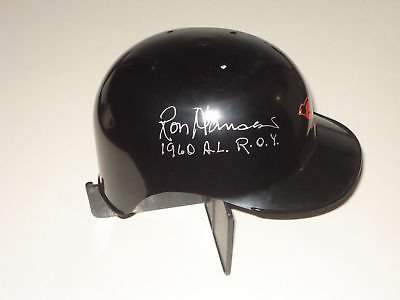 Baltimore Orioles Signed Helmets