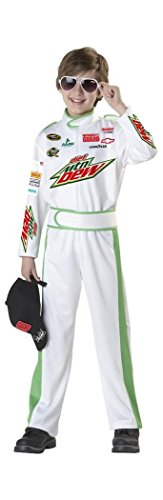 California Costume Collection - Dale Earnhardt Jr Child