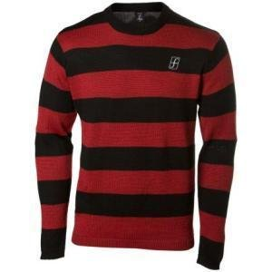 Buy Forum Stripe Crew Neck Sweater – Men's