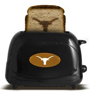W2B - Texas Longhorns Toaster - Black at Amazon.com