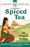 Palanquin spiced tea bags(40bags)-125g