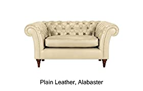 Portabella Loveseat - Leather