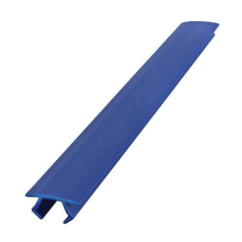 80/20 Inc., 2817, 10 Series, Blue Economy T-Slot Cover