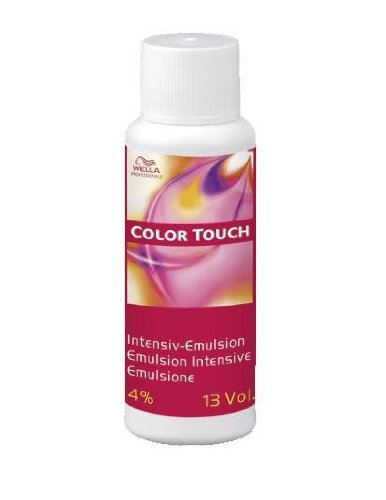 Wella 4% Color Touch Intensiv-Emulsion 60 ml H2O2 Peroxid 13 Vol.