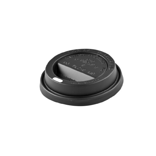 SOLO TL38B2-0004 Traveler Polystyrene Dome Lid for Hot Cup Lid, 3.2