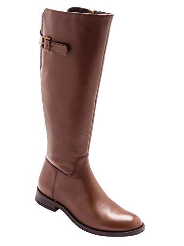 Balsamik - Stivali alla cavallerizza, statura pi- di 1,60 m - - Size : 38 - Colour : Marrone