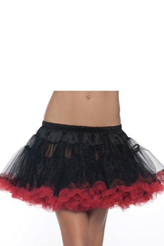 12 Inch 2-Layer Petticoat Costume Accessory
