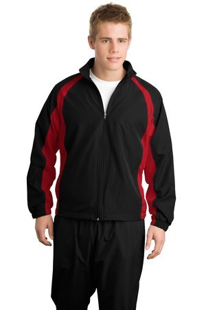 Sport Tek 5-in-1 Performance Full-Zip Warm-Up Jacket