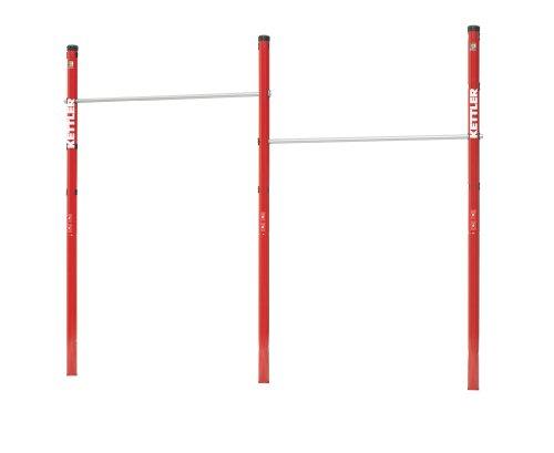 Kettler 8342-100 - Doppia barra per ginnastica