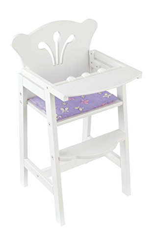 KidKraft Lil' Doll High Chair - 1
