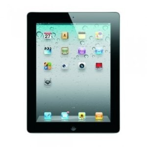 Apple iPad 2 Wi-Fi - Tablet - 16 GB - 9.7 IPS ( 1024 x 768 ) - rear camera + front camera - Wi-Fi, Bluetooth - black