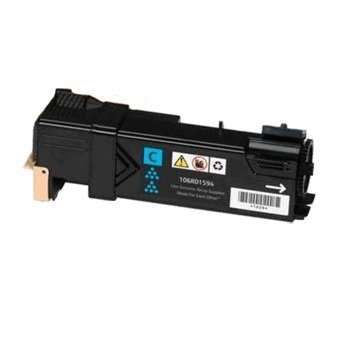 Speedy Inks - Compatible Xerox 106R01594 Cyan Laser Toner Cartridge for Phaser 6500, WorkCentre 6505 Printers