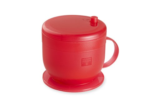 Kuhn Rikon Single Cup Easy Brew, Red