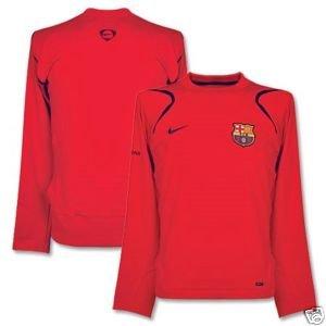 Nike Barcelona 09/10 Home Soccer Jersey