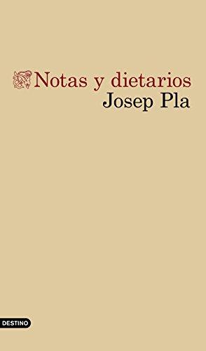 Notas y dietarios