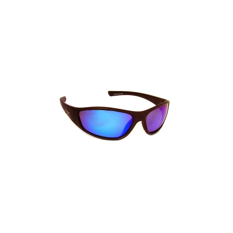 e8d84d6e52 Sea Striker Pursuit Polarized Sunglasses with Black Frame on PopScreen