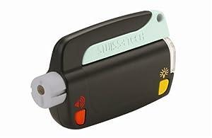 Swiss+Tech BodyGard 5-in-1 Multi-Function Emergency Tool with Key Ring