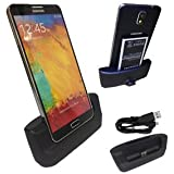samsung galaxy note 2 11 7100 desktop dock charger with spare battery slot, desktop dock charger for samsung galaxy 7100