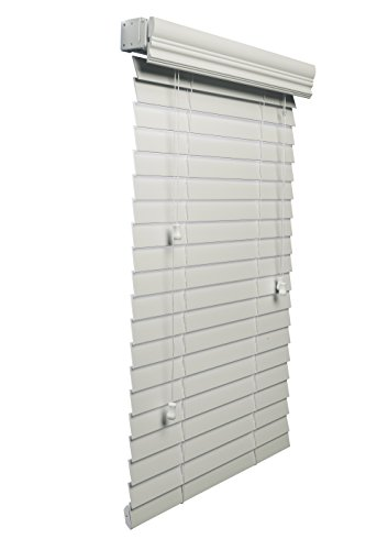 lotus-windoware-2-inch-faux-wood-blind-22-by-36-inch-white